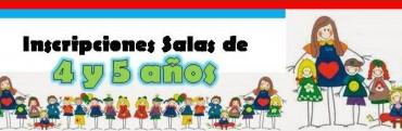 SALAS DE 4 Y 5 AÑOS DE TRENEL
