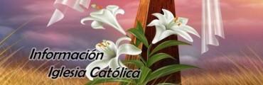 Iglesia catolica informa: