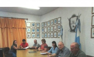 PRIMERA REUNIÓN 2017 DEL CONCEJO DELIBERANTE