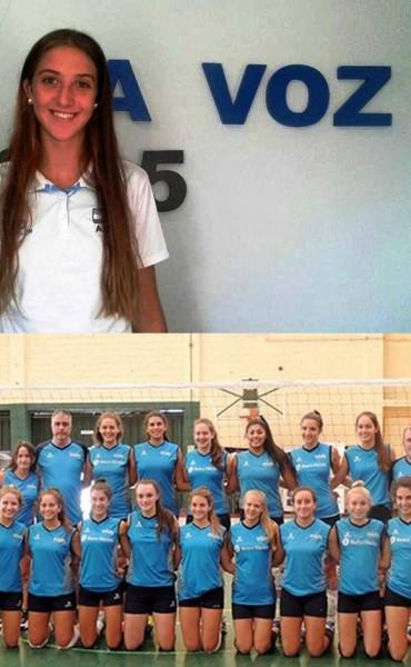Selección Nacional de Vóley Pre Menor en Devoto - Córdoba