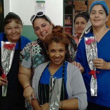 Mujeres de Trenel fueron agasajadas en su día