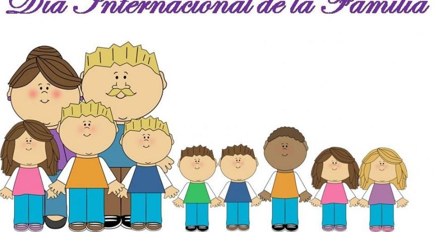 15 DE MAYO - DIA INTERNACIONAL DE LA FAMILIA