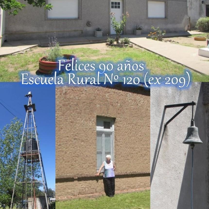 90 ANIVERSARIO ESCUELA RURAL Nº 120