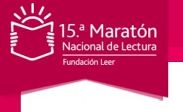 15º Maratón Nacional de Lectura