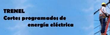MIÉRCOLES 7 - CORTES DE ENERGÍA ELECTRICA