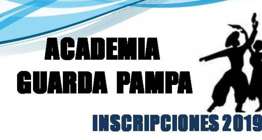 Guarda PAMPA Inscripciones