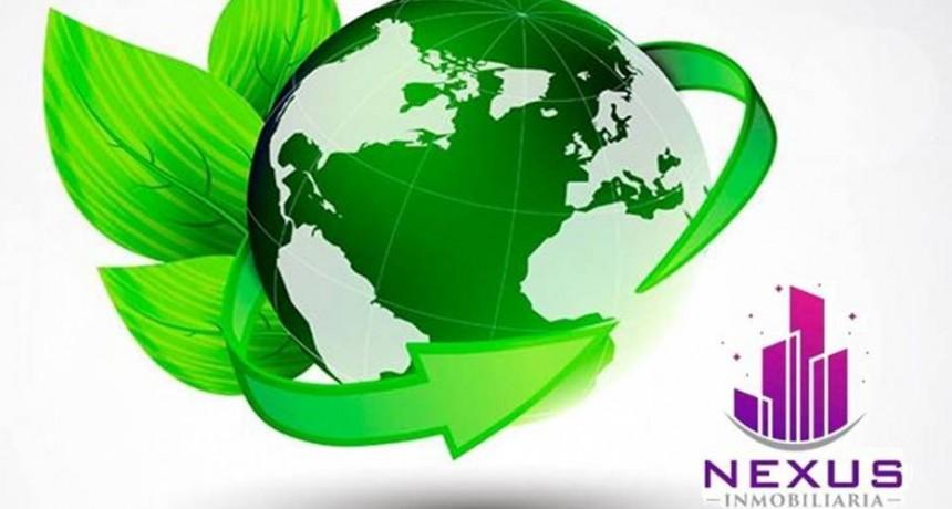 Columna de cuidados del ambiente