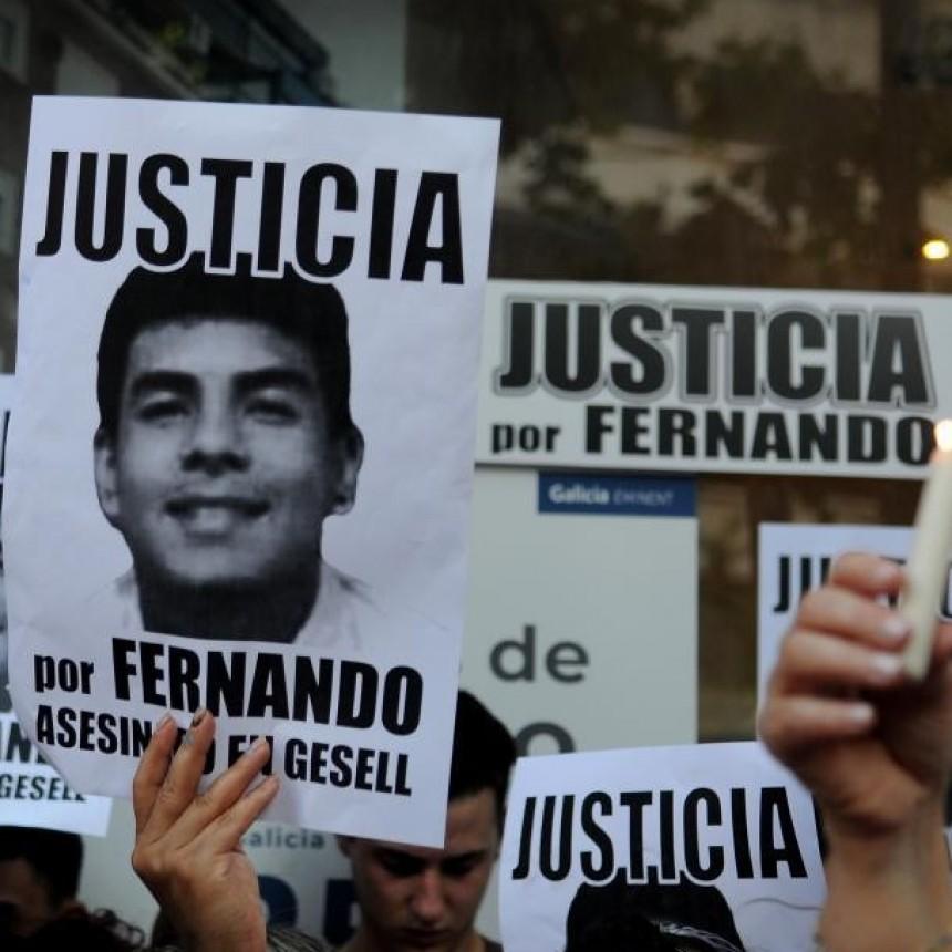 El desesperado pedido de la mamá de Fernando Báez Sosa: 'No se olviden de mi hijo'