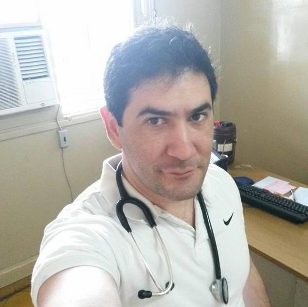 Falleció en Paraguay el médico de Victorica Carlos Daniel Gaete. Lo despidieron como
