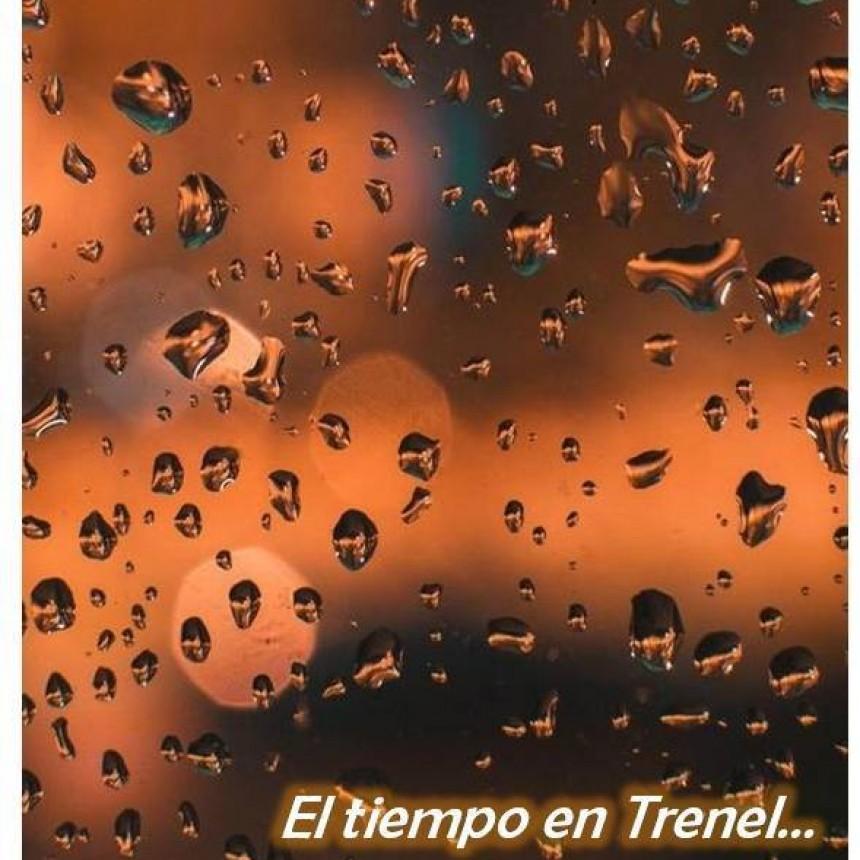EL TIEMPO EN TRENEL