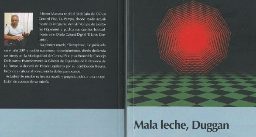 Nota con Héctor Massara sobre su nuevo libro  «Mala leche, Duggan»