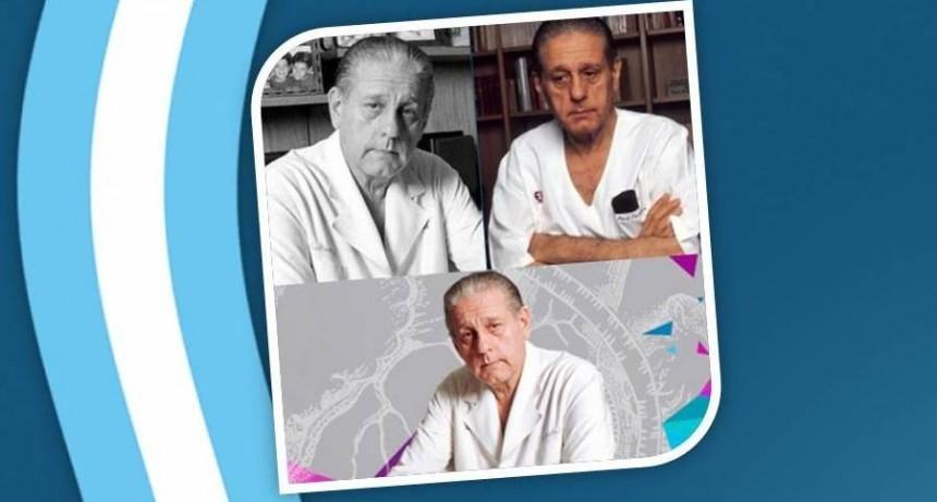 HOY CUMPLIRIA 96 AÑOS EL DR RENE FAVALORO