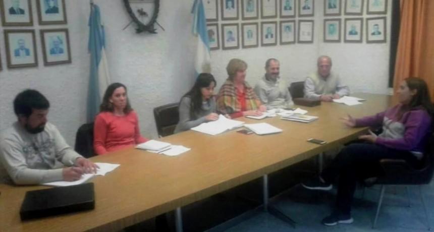 Nueva sesion del Consejo Deliberante local