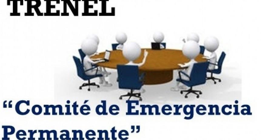COMITE DE EMERGENCIA TRENEL