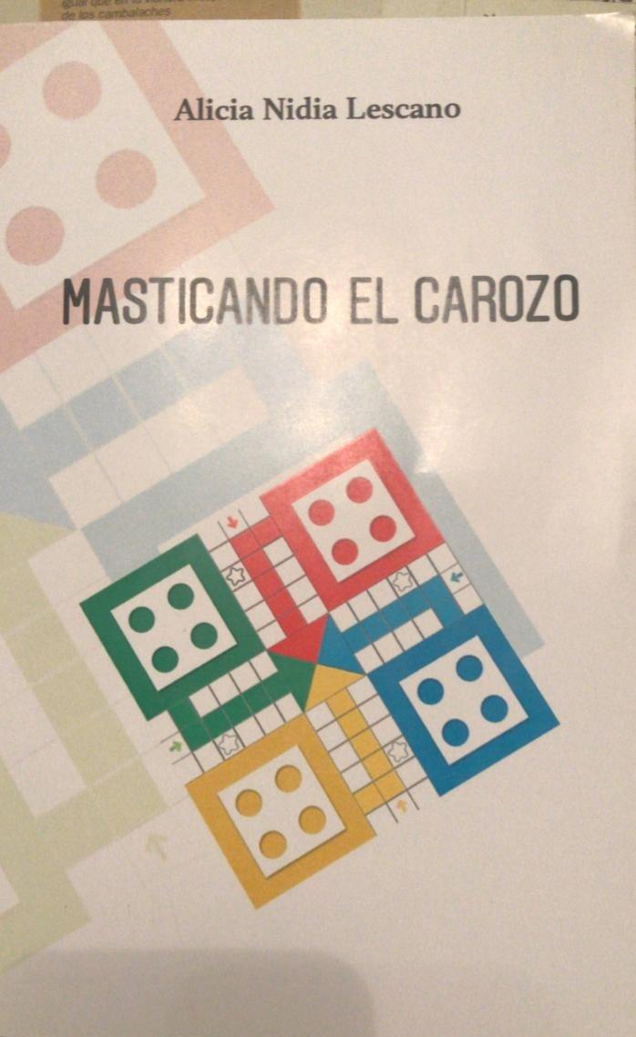 Masticando el carozo el libro de Alicia Lezcano - Nota con Silvia de Asociación SOLES