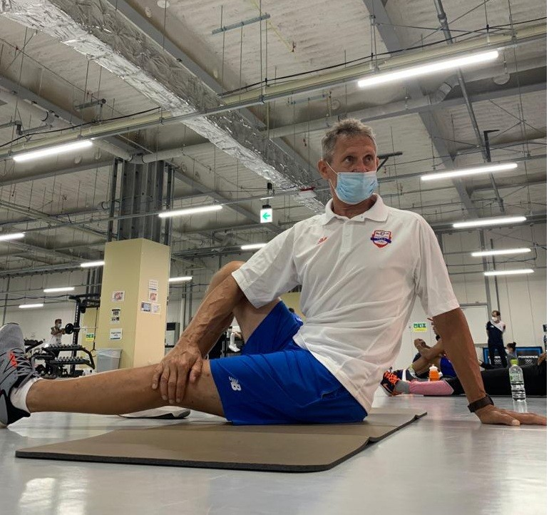 Juegos Olímpicos. Nota con Thomas Zuddy desde Tokio