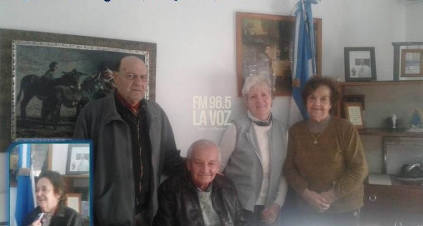 TRENEL: EL DOMINGO 15 CELEBRACIÓN ANIVERSARIO CENTRO DE JUBILADOS
