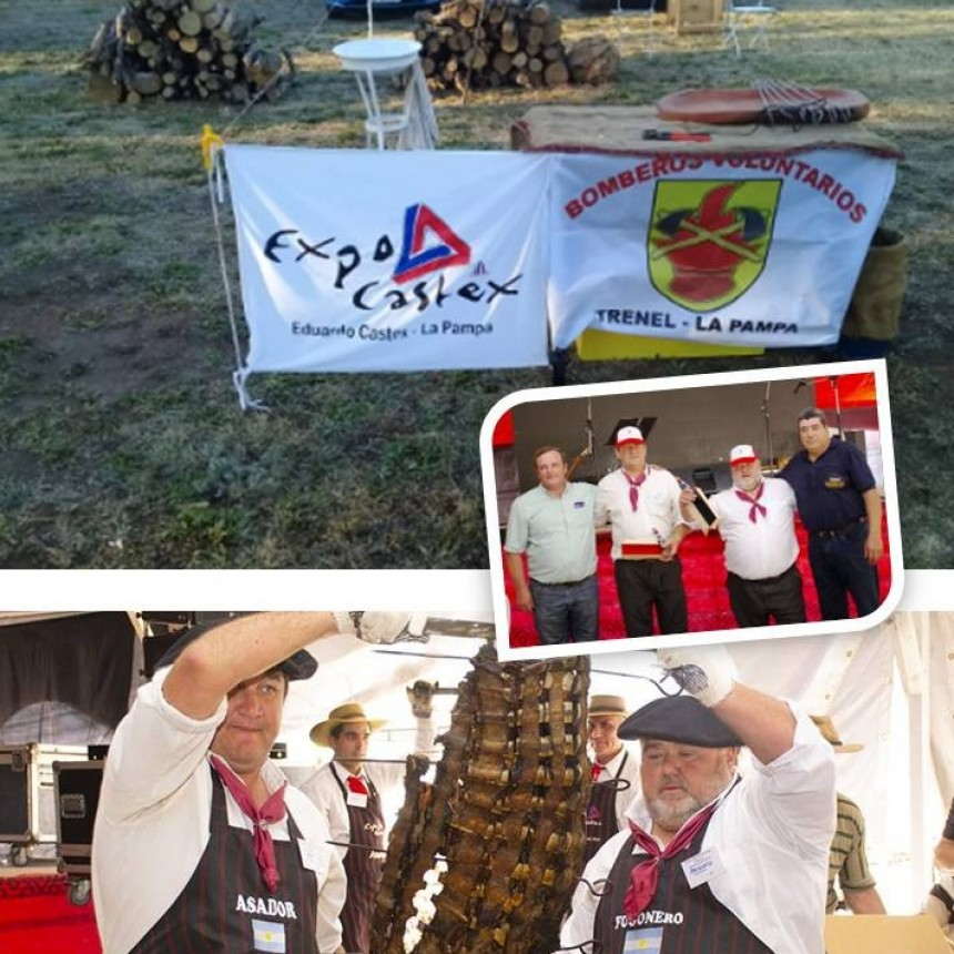 Segunda Fiesta Nacional del Asador Criollo en Miguel Riglos