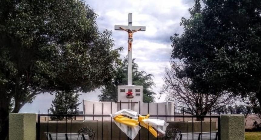 Aniversario 50 Monumento a la Cruz