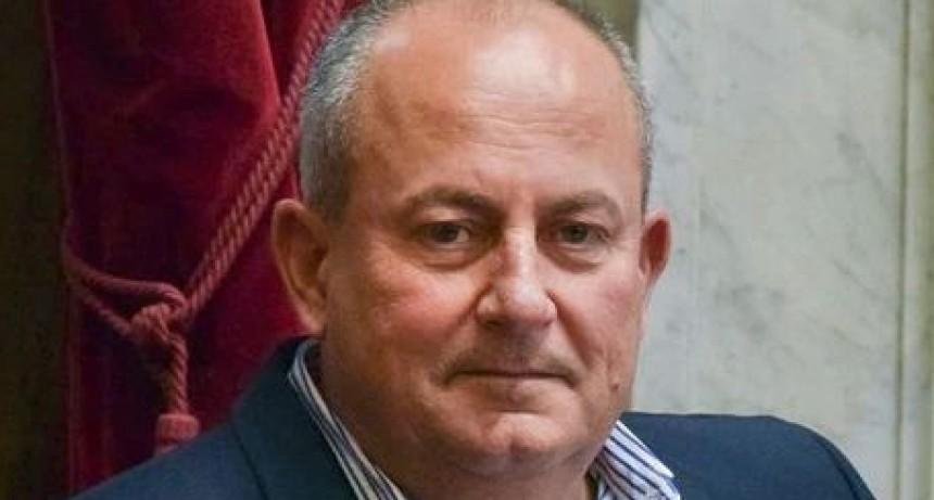 Juan Carlos Marino respalda a la lista que encabeza Hipólito