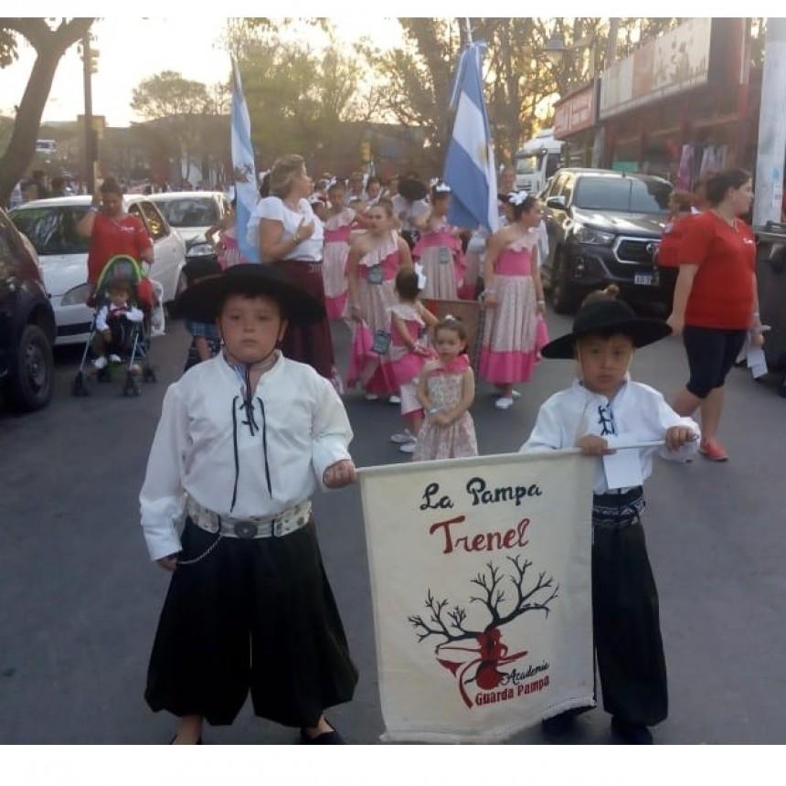 "DESFILE APERTURA DEL FESTIVAL INTERNACIONAL DE FOLCLORE ""ASHPA SÚMAJ"" 2019"