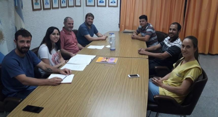 Reunión de Concejo Deliberante