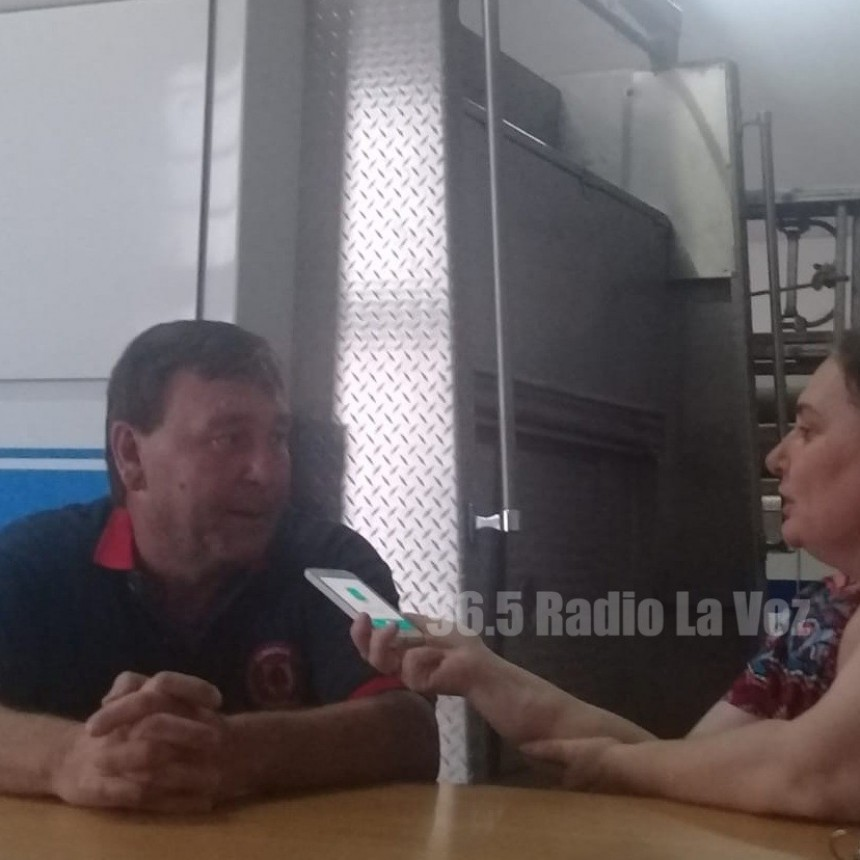 BOMBEROS VOLUNTARIOS DE TRENEL YA ESTÁN OPERATIVOS EN SU CUARTEL PROPIO