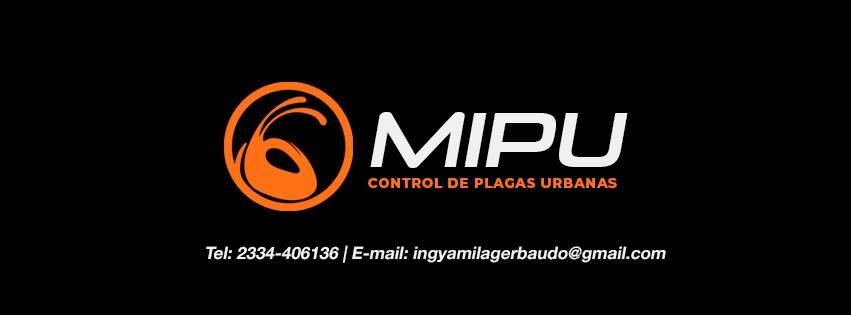 MIPU para combatir todo tipo de plagas